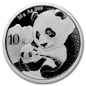 Moneda Panda