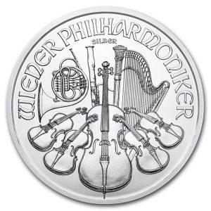 Moneda Filarmónica de Viena